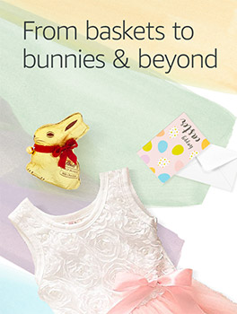From baskets to bunnies and beyond